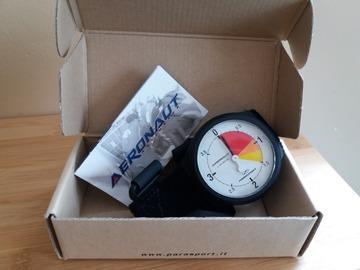Verkaufen: Altimètre Parasport Aeronaut NEUF
