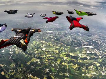 Free event: FORMATION WINGSUIT TOUS LES WEEK-END