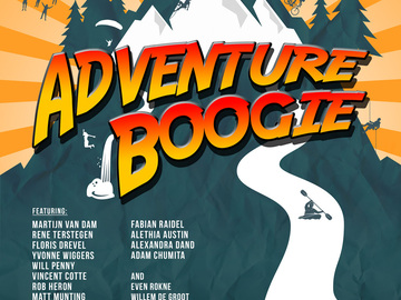 Tickets for the full event only: Adventure Boogie