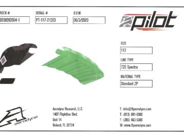 Sell: Pilot 117